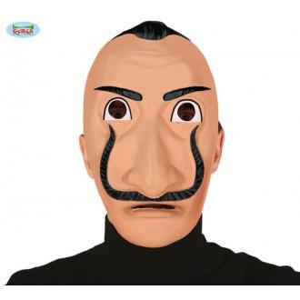 Masky - Maska s knírem