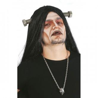 Halloween - Šroub v hlavě se sponou