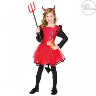 Kostýmy - Čertice - dětský kostým