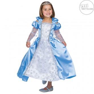 Kostýmy - Kostým zimní princezna