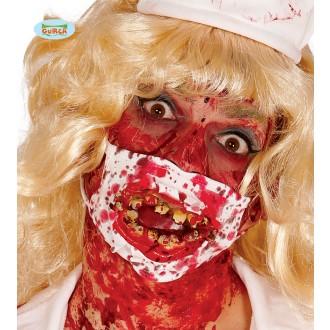 Halloween - Rouška na ústa halloween