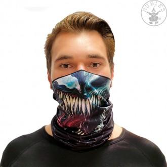 Doplňky - Šátek mimozemšťan