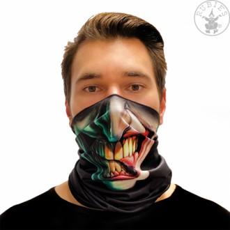 Doplňky - Šátek zubatá pusa