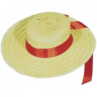 Klobouky, čepice - Pánský slaměný klobouk benátský