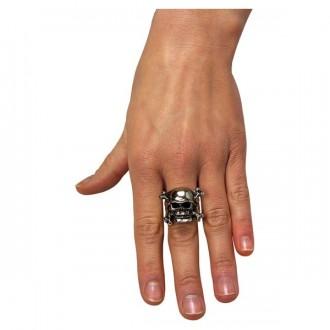 Bižuterie - Pirátský prsten