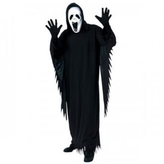Halloween, horor - Karnevalový kostým Vřískot