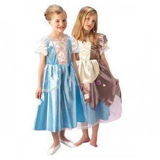 Kostýmy - Cinderella - Popelka -oboustranný kostým