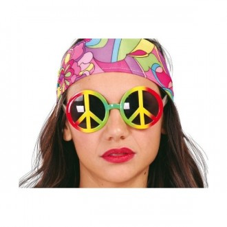 Brýle - Brýle Hippie