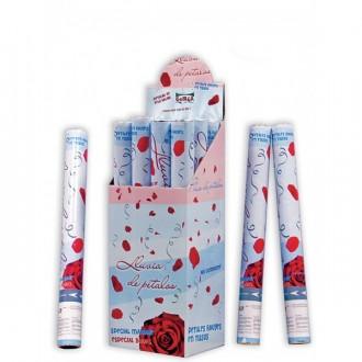Párty doplňky - Vystřelovací konfety 50 cm