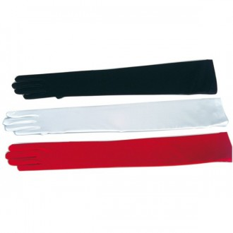 Rukavice - Rukavice hladké dlouhé