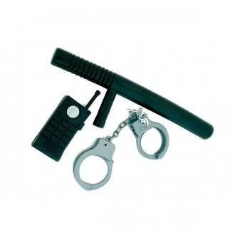Doplňky - Policejní set 3dílný