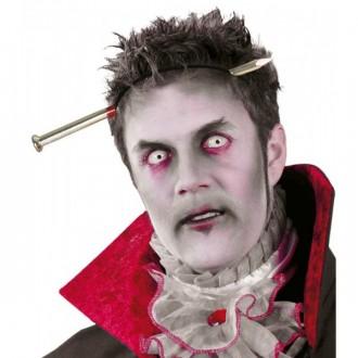 Halloween - Spona - hřebík v hlavě