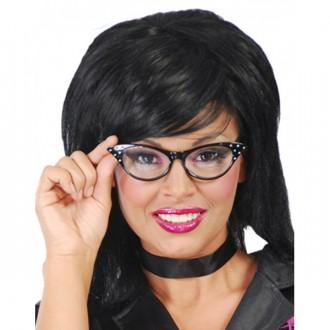Brýle - Brýle 60-tá léta černé