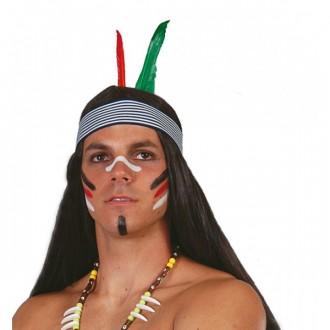 Indiáni - Indiánská čelenka