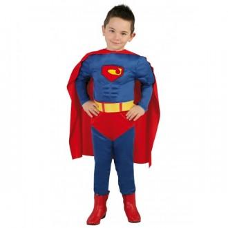 Kostýmy - Kostým Superboy