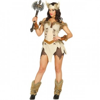 Kostýmy - Viking - dámský kostým