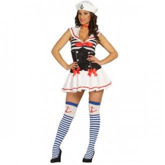 Kostýmy - Námořnice kostým