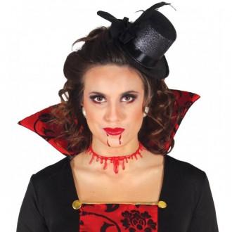 Halloween - Imitace podříznutého krku