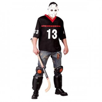 Halloween - Kostým HOCKEY