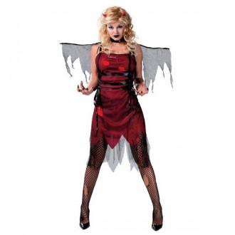 Halloween - Kostým ďáblice