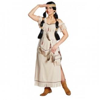Kostýmy - Squaw - indiánský kostým