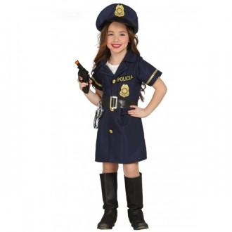 Kostýmy - Kostým malá policistka