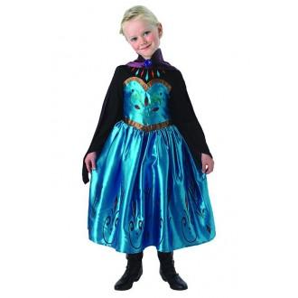 Kostýmy - Elsa - dětský korunovační kostým