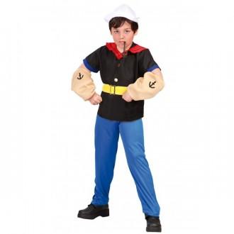 Kostýmy - Kostým Pepek námořník