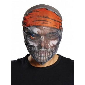 Halloween - Maska pirát