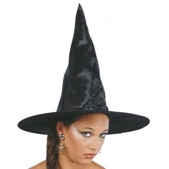 Čarodějnice - Čarodějnický klobouk černý