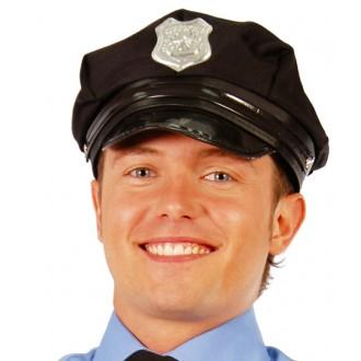 Klobouky, čepice - Policejní čepice