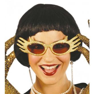 Brýle - Brýle zlaté - ruce