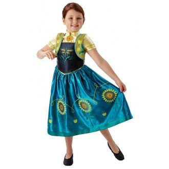 Kostýmy - Šaty princezna Anna Ledové Království