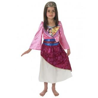 Kostýmy - Mulan Shimmer Child - licenční kostým