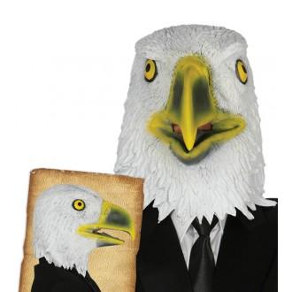 Masky - Latexová maska orla