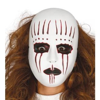Halloween - Maska mima - halloween