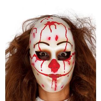 Halloween - Maska klauna - halloween