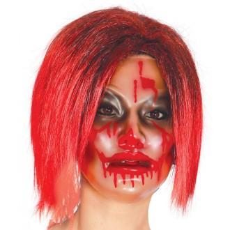 Masky - Maska průhledná - žena