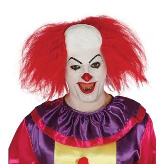 Paruky - Paruka klaun s pleší