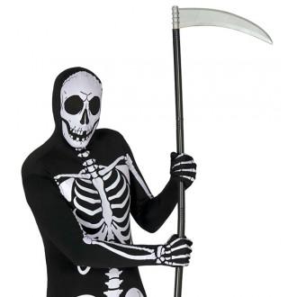 Halloween - Kosa skládací 100 cm