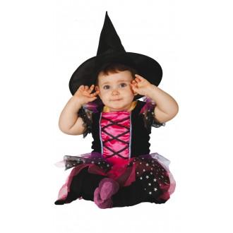 Kostýmy - Malá čarodějnice