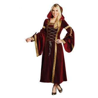 Kostýmy - Lady Marianne Burgfrau