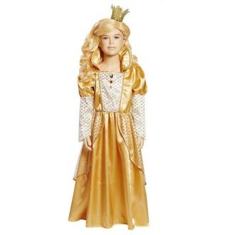 Kostýmy - Princezna GOLD