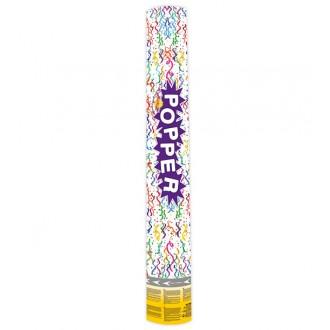 Párty doplňky - Vystřelovací konfety 80 cm
