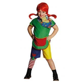 Kostýmy - Kostým Pipi dlouhá punčocha