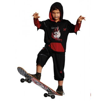 Kostýmy - Grusel skater