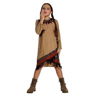Kostýmy - Indiánská dívka - kostým