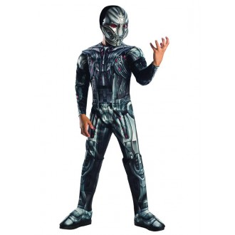 Kostýmy - Ultron Deluxe Avengers 2 Child