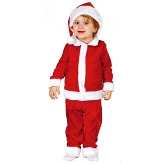 Kostýmy - Malý santa lux