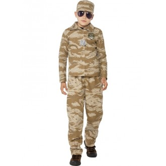 Kostýmy - Maskáčová uniforma